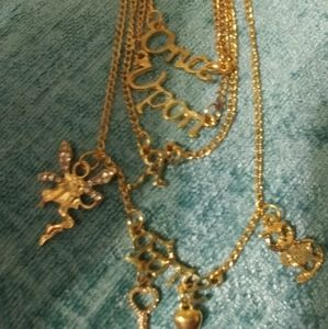 Jewelry - Once upon a time necklace